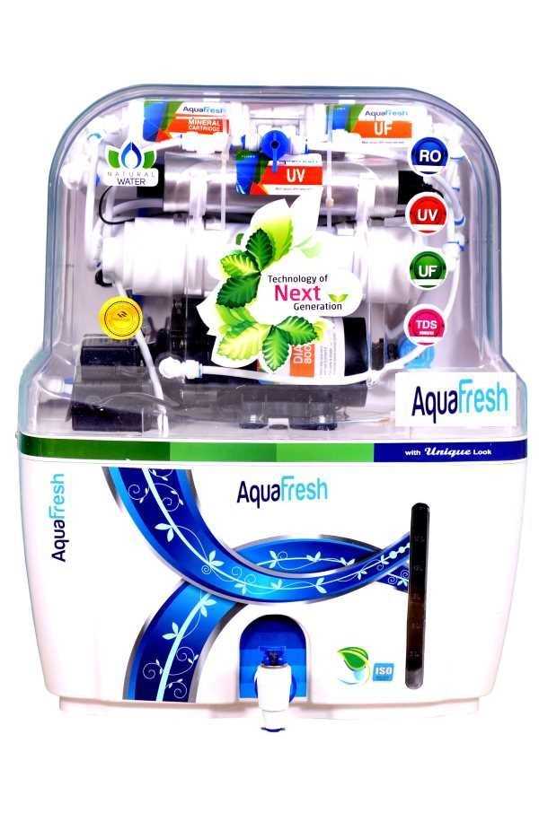 Aquafresh 5 stage UV UF water Purifier, Aquafresh 15 Ltrs Ro Uv Uf Tds Controller Buy Online India Delhi Ncr 600 900, AquaFresh RO Water Purifier with UV UF TDS,