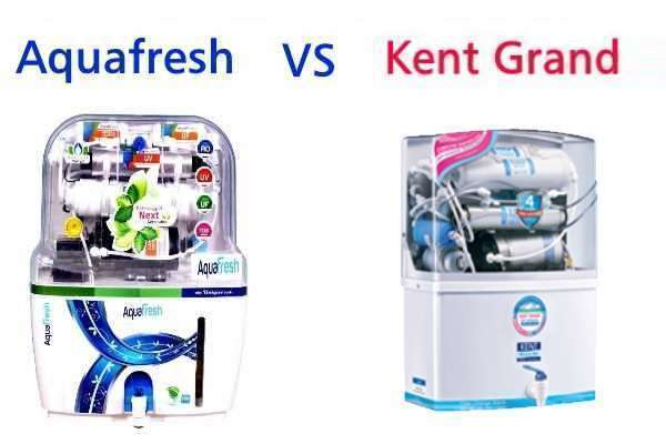 Kent Grand vs Aquafresh Comparison ,Aquafresh Vs Kent Grand Comparison