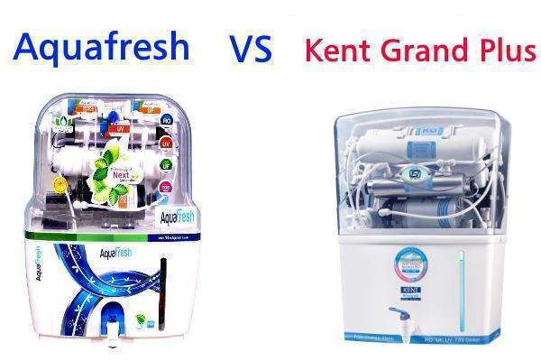 Aquafresh vs Kent Grand Plus