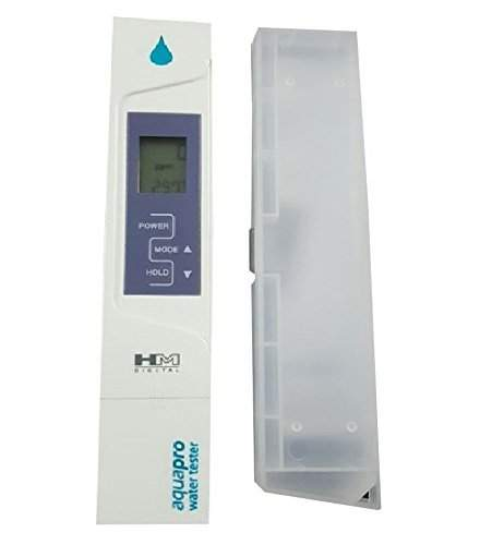 Generic Digital TDS Meter with Temperature and Water Quality Measurement