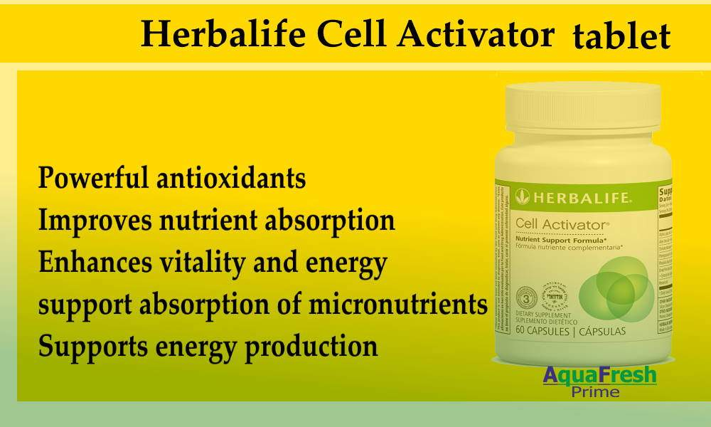 Herbalife Cell Activator tablets review,buy herbalife cell activator