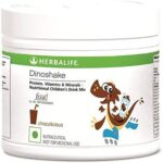 Herbalife Nutrition Dinoshake Chocolius Flavour 200 g Each Pack 150x150 - Herbalife Nutrition Dinoshake Chocolius Flavour (200 g Each) - Pack of 2